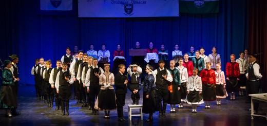 IX. Országos Német Nemzetiségi Gyermektánc Fesztivál minősítő verseny