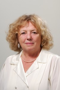 Győrke Erzsébet portréfotó